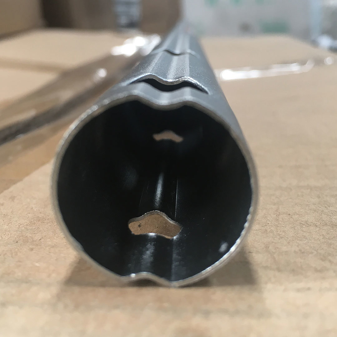 Aluminum Extrusion and Deep Processing Pipe for Product Parts