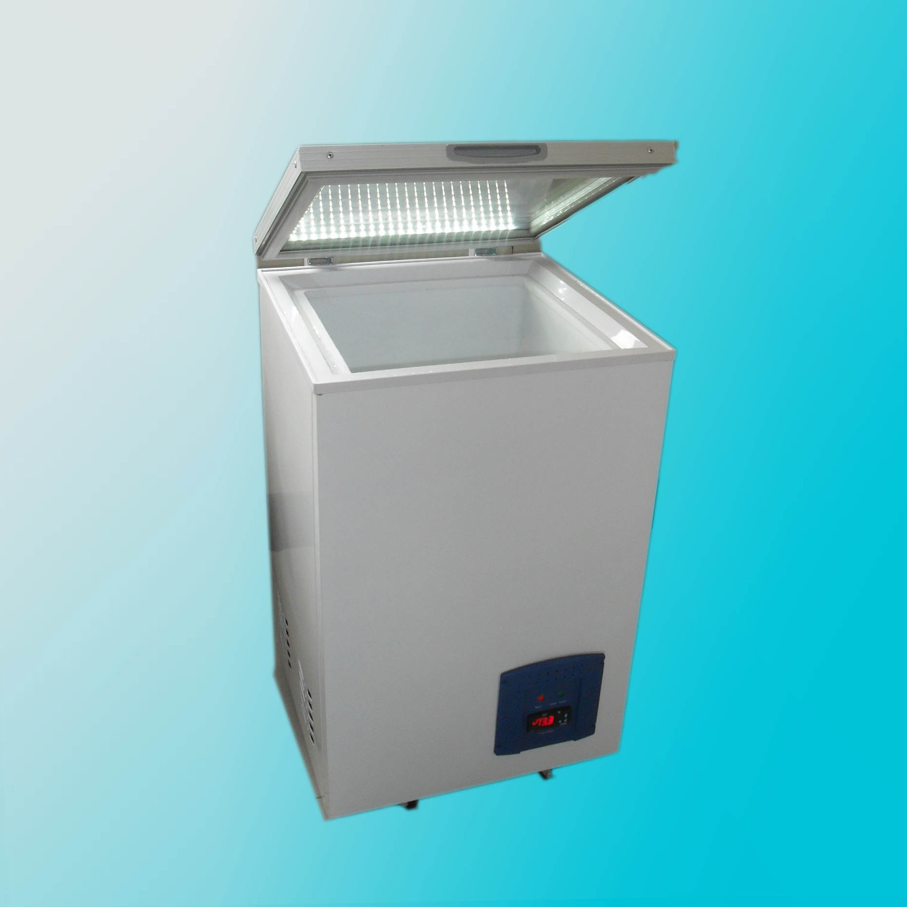 Top Glass Door Chest Freezer (SD-45)