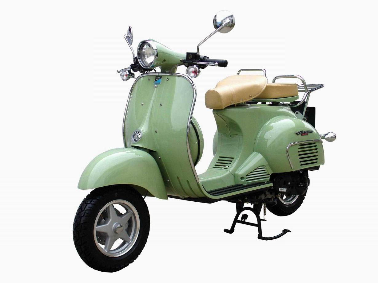 china 50cc scooter vespa 125cc efi china scooter gas scooter. Black Bedroom Furniture Sets. Home Design Ideas