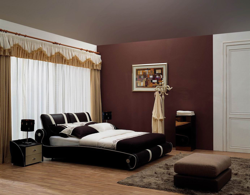 China modern bedroom furniture a028 china modern bedroom furniture mattress for Contemporary bedroom furniture
