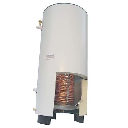 China Hot Water Tank With Heat Exchanger Sppt Photos