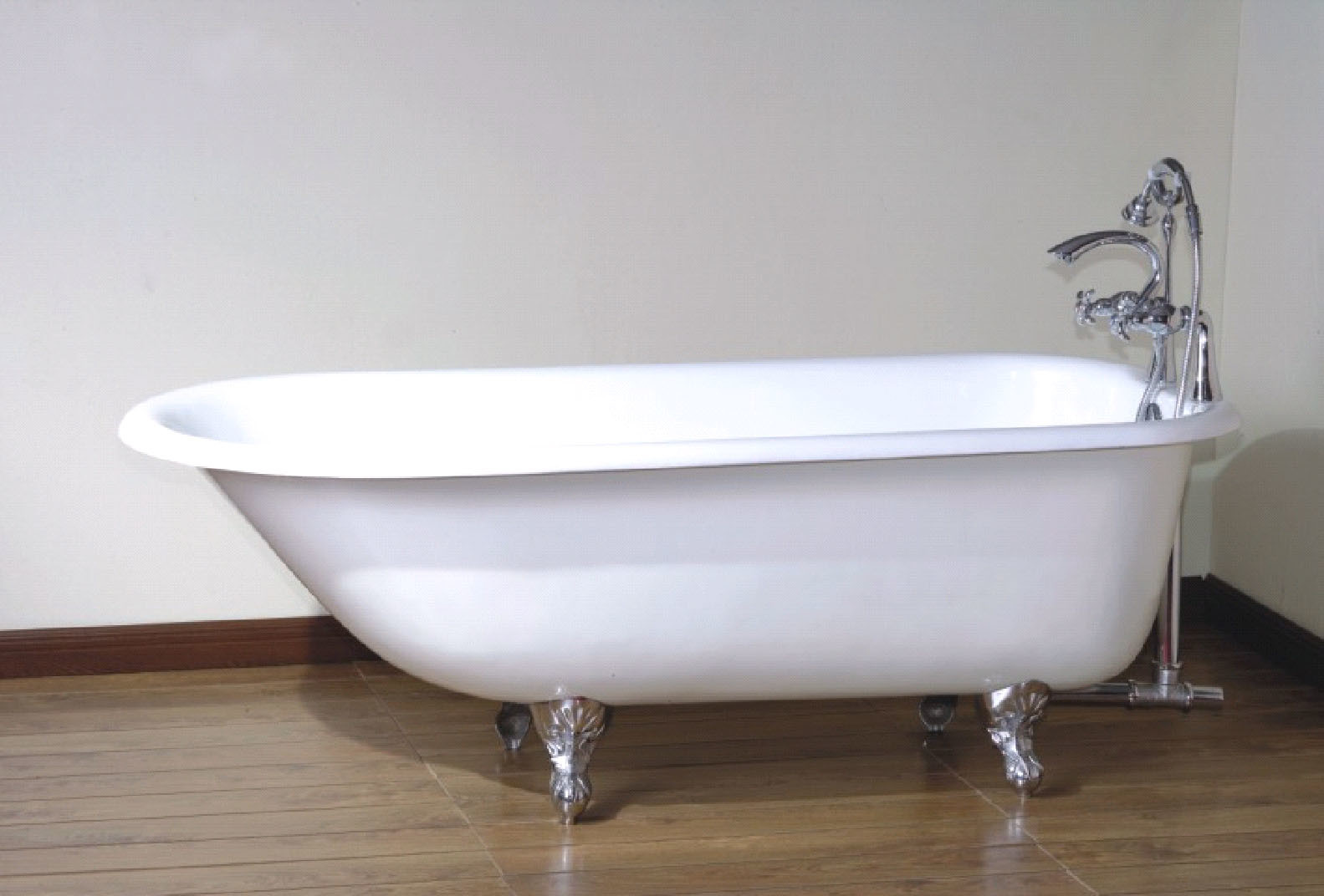 China clawfoot bathtub yt 81 china clawfoot bathtub for Bathtub in bathroom