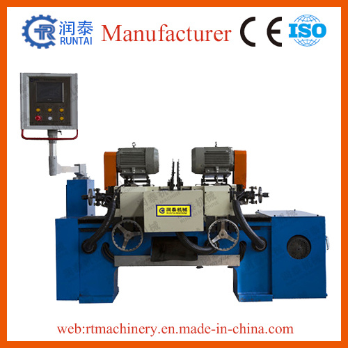 Rt-60sm Short Expected High-Precision Double-Head Chamfering Machine