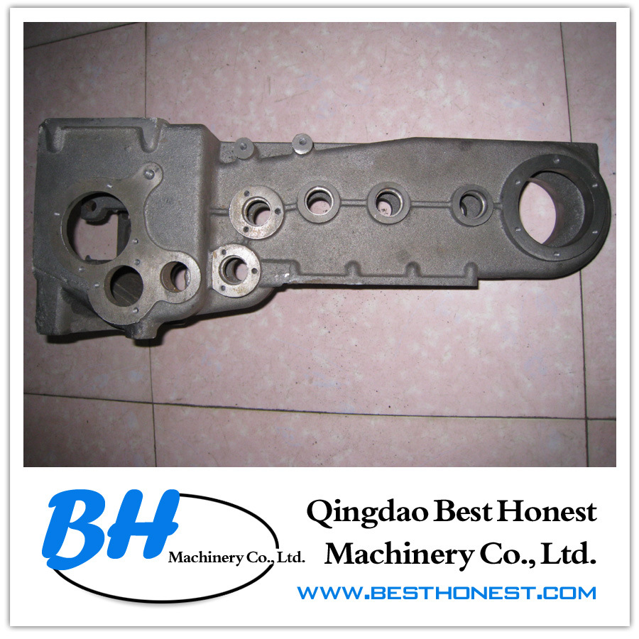 Cast Iron Gear Box - Gearbox for Agriculture Machinery