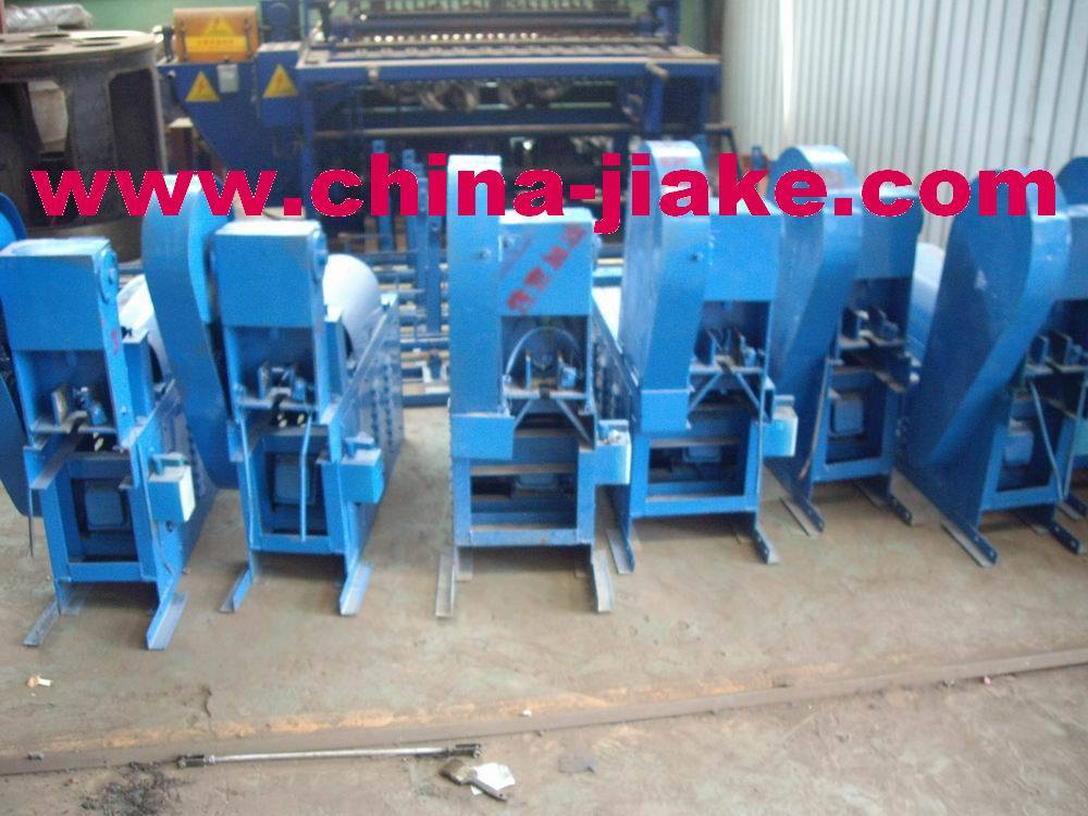 Wire Straightening & Cutting Machine (JK-SCZ-1)