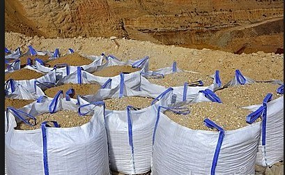 Sand White Bulk Bag /Big Bag