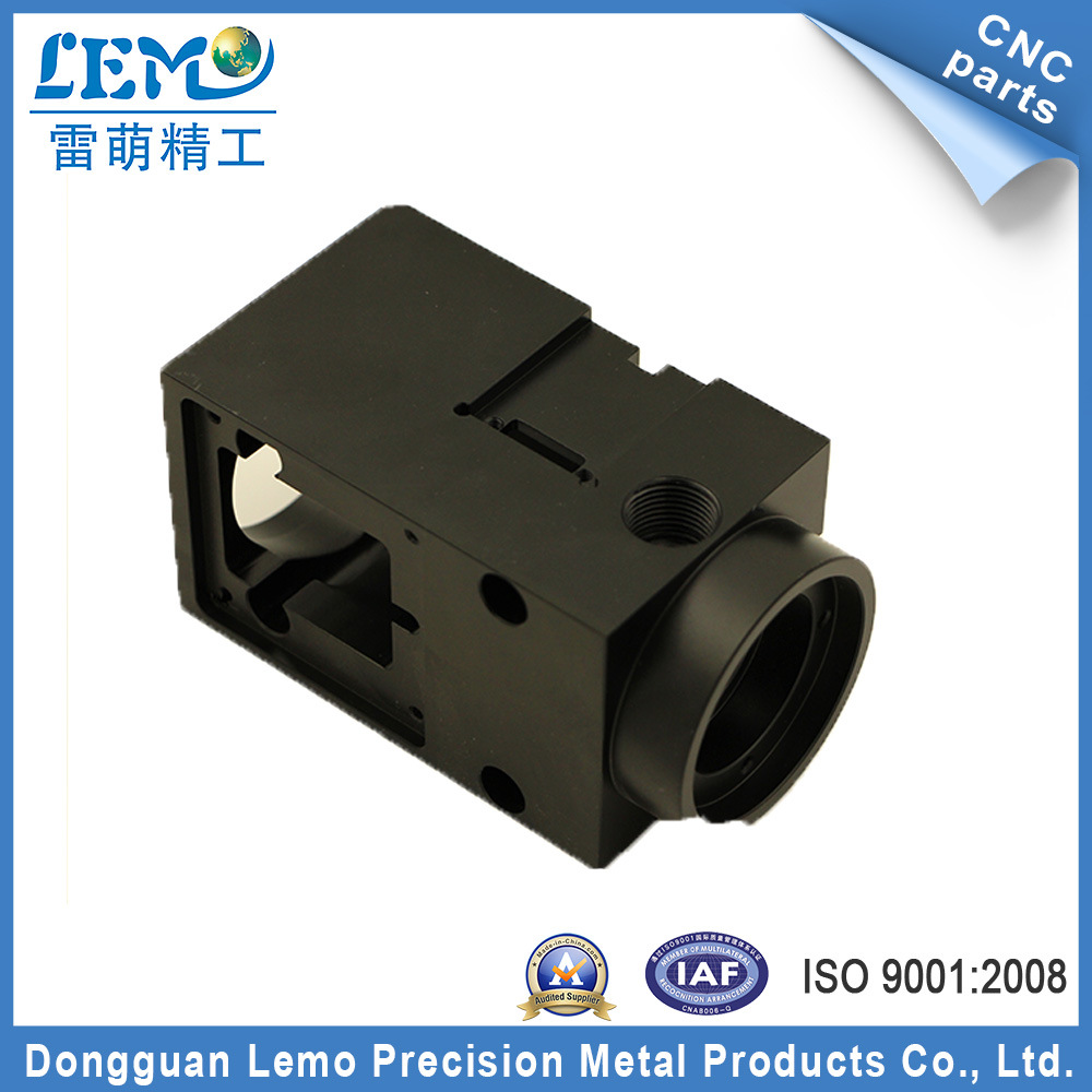 China Aluminum CNC Parts by Precision Machining (LM-009)