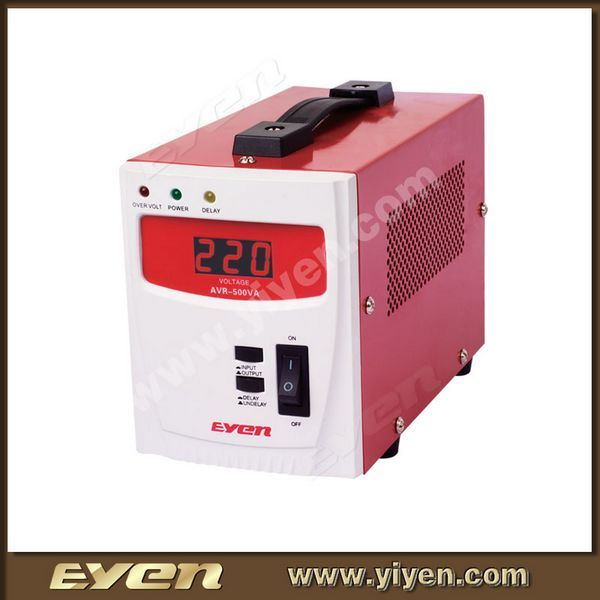 High-Accuracy Intelligent Voltage Regulator