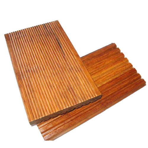 Decking materials outdoor bamboo decking material for Bamboo flooring outdoor decking