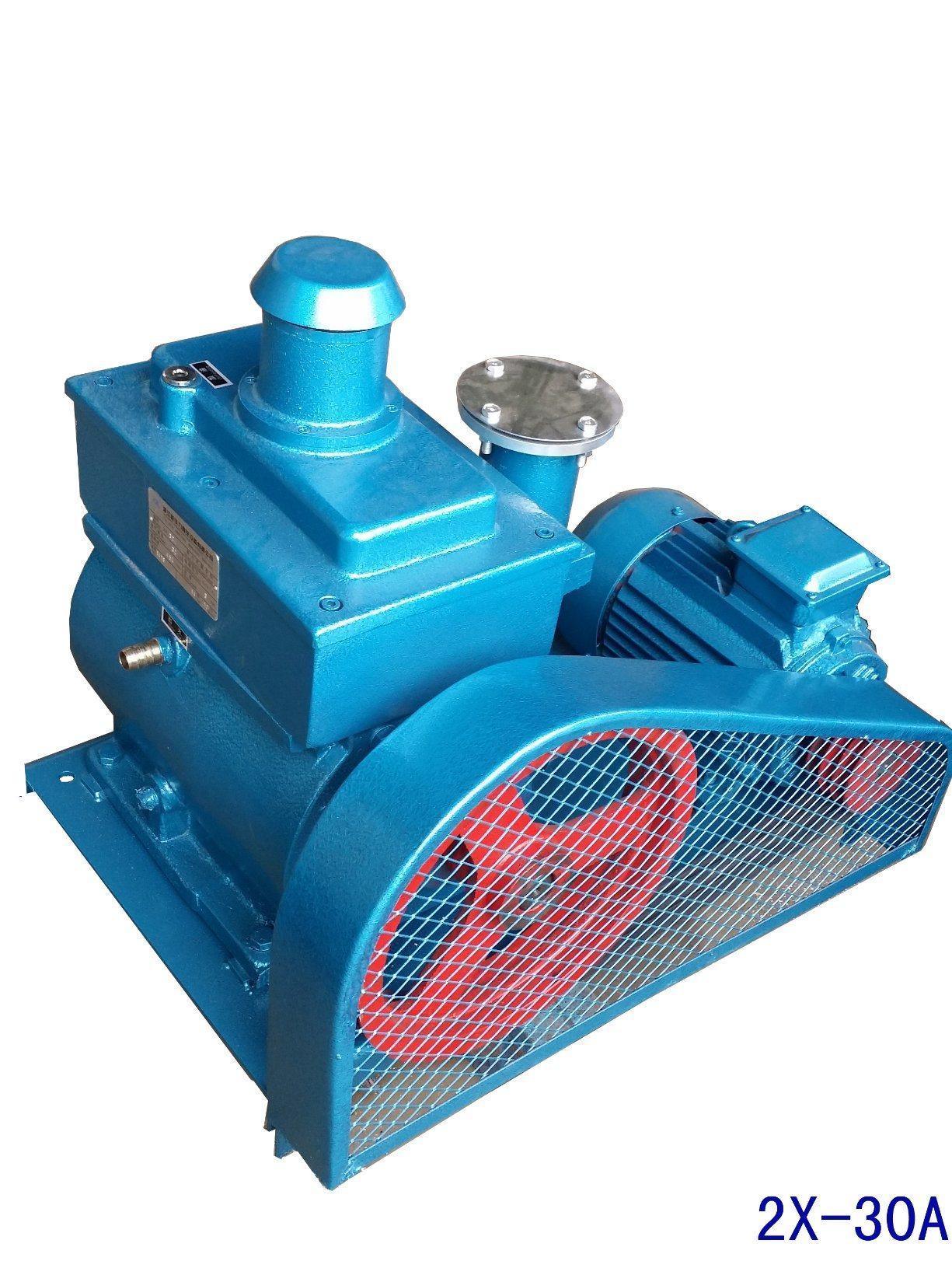 Rotary-Vane Vacuum Pump (2X)