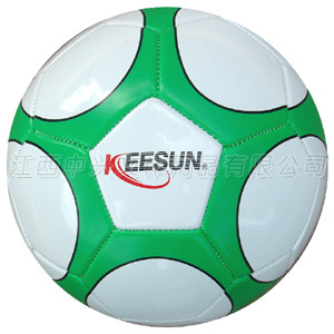 Machine Stitched with 32panels PVC Soccer Ball/Football (SM5045)