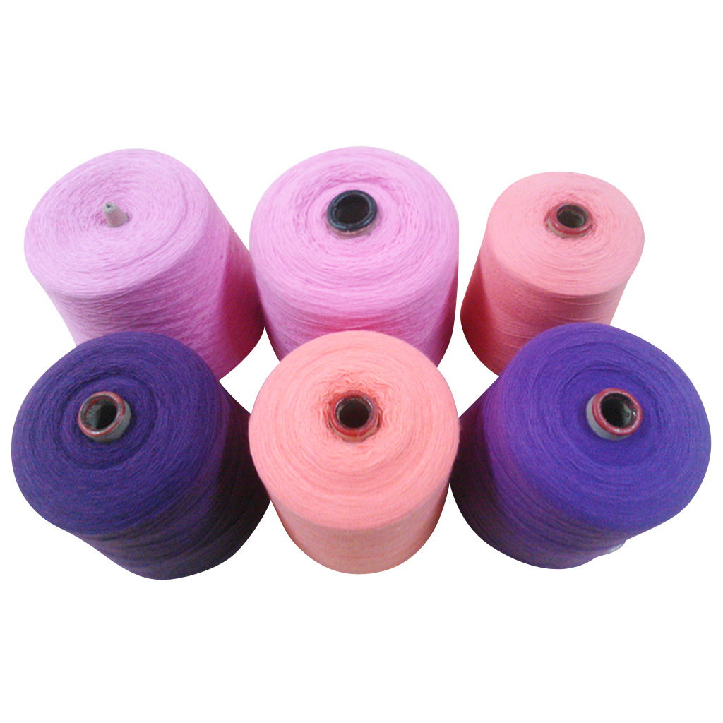100% Semi Combed Cotton Yarn for Sweater (Ne32/2)