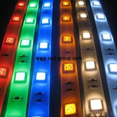 5050SMD 12V LED Flexible Strip, Waterproof IP65