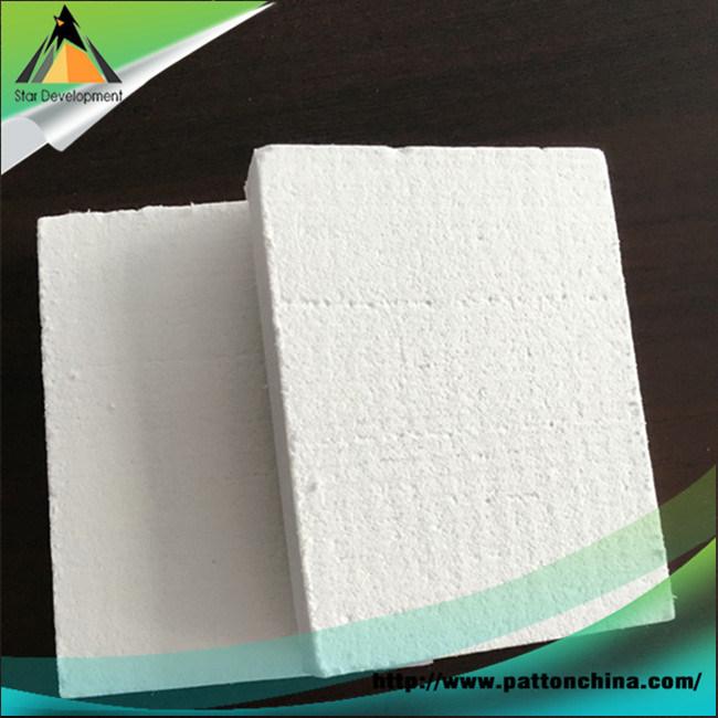 Fire Wall Fire Insulation Ceramic Fiber Hard Board