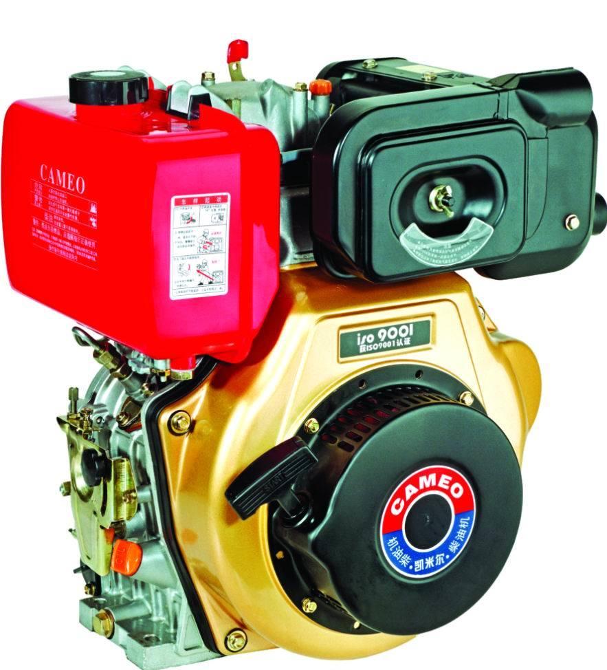 Diesel Engine (CP170F/CP170FE)