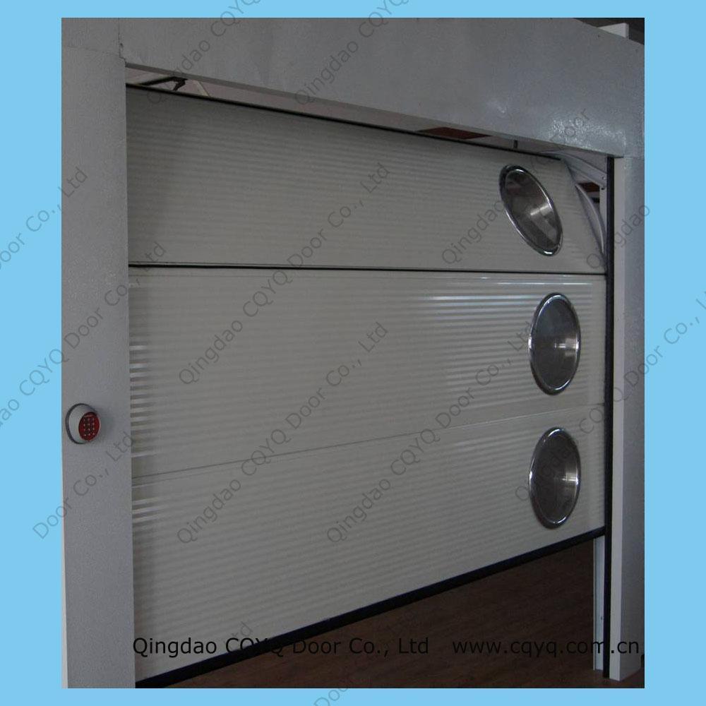 Overhead Door Protection : Door security overhead garage