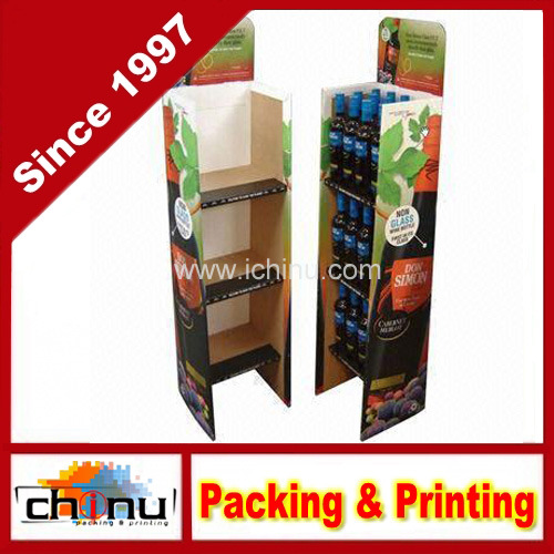Custom Floor Stand Display (6131)