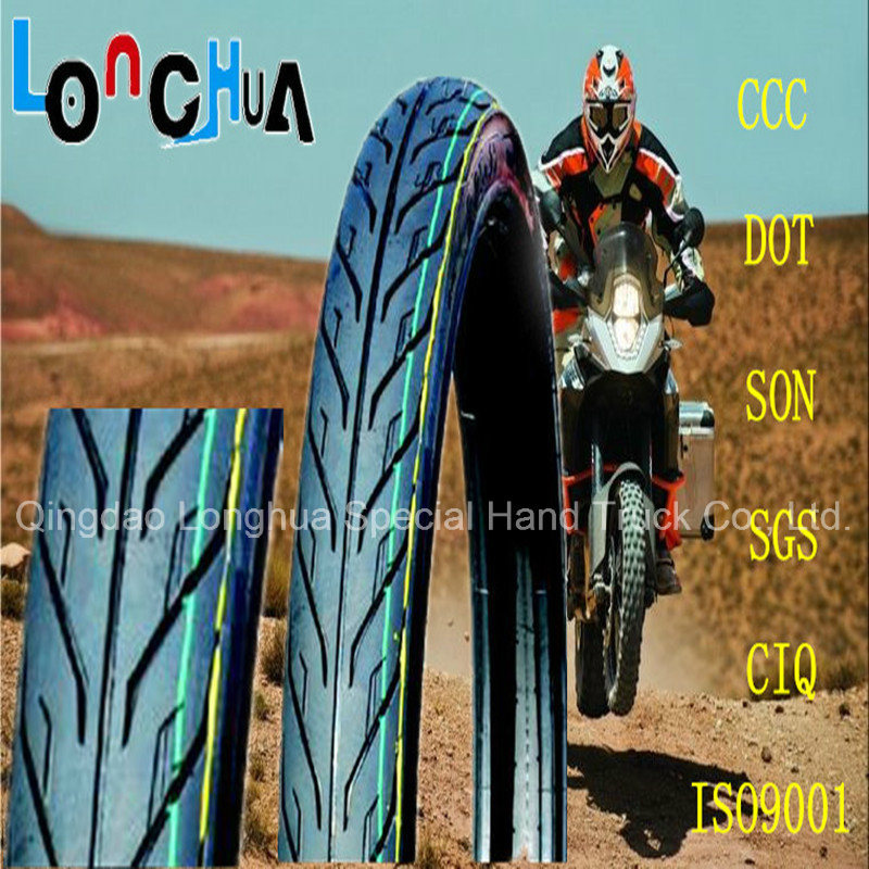 Jiaonan Qingdao Top Quality Three Wheels Motorcycle Tyre