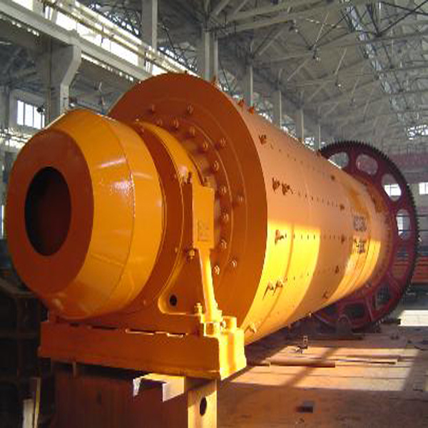 Henan Dajia Ball Mill with CE and ISO Certification