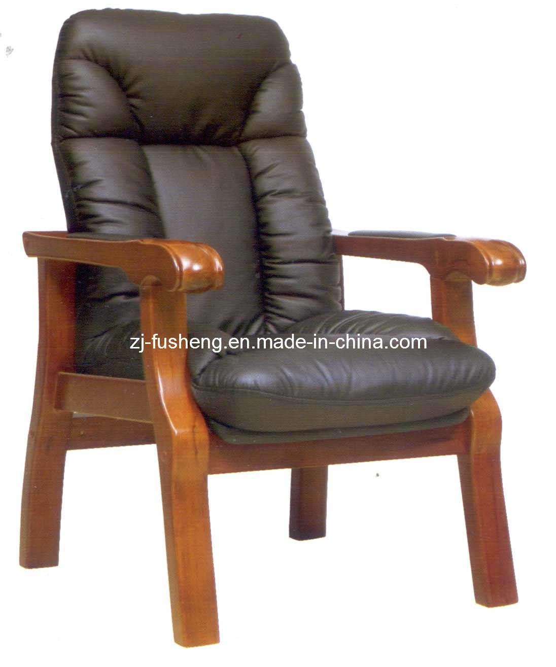 Marvelous photograph of  Wooden Metting Chair (Y8656) China Wooden Chair Metting Chair with #9E5C2D color and 1096x1315 pixels