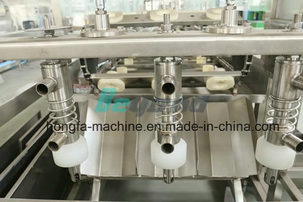 Qgf-80 Full-Automatic 5 Gallon Barrel Filling Machine