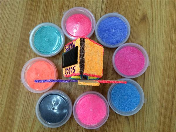 300g DIY Plasticine Children Foam Clay Play Dough Kids Educational Toys Hot Selling Eco-Friendly Foam Modelling Clay for Kids