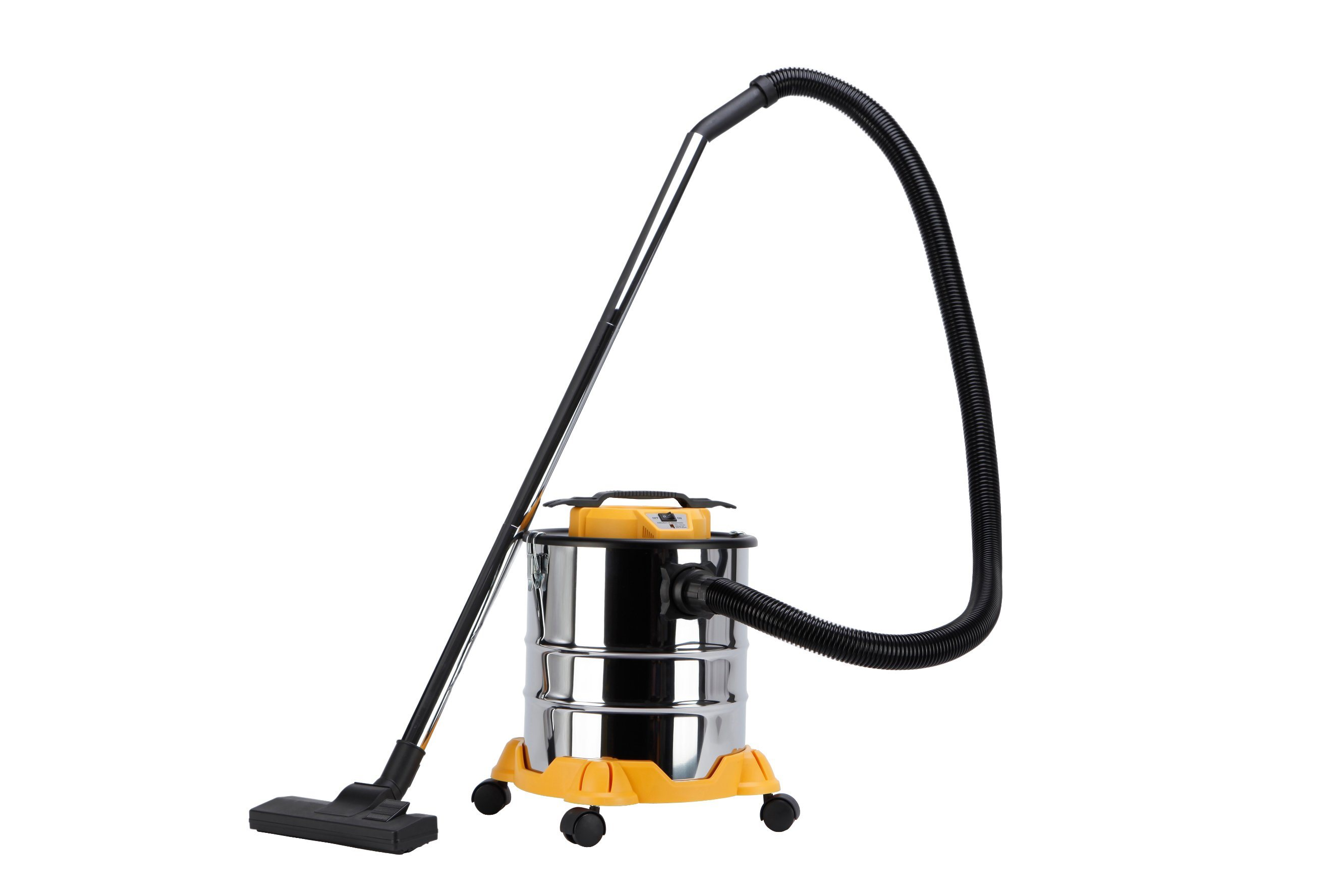 302-25L Dry Dust Fireplace Ash BBQ Ash Vacuum Cleaner with Filling Indicator
