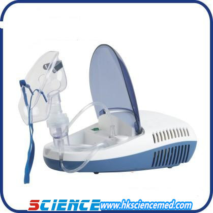 Compressor Nebulizer with Mask Heavy Duty Type