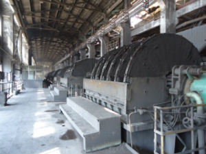 Haisun Mining Machinery Disc Vacuum Filter