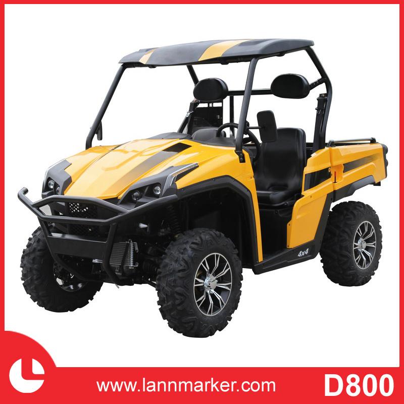 800CC Diesel UTV 4X4 Utility Vehicle