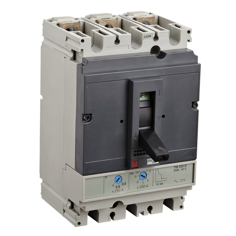 Rokm1 Moulded Case Circuit Breaker (Thermal magnetic MCCB 63A-1600A)