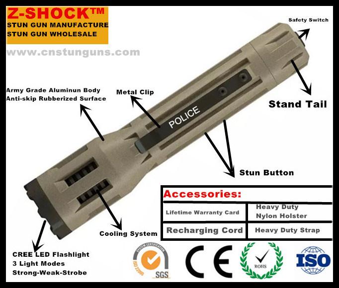 High Power Self Defense Stun Gun