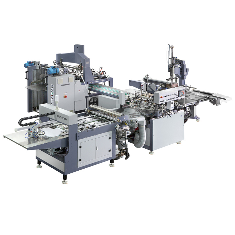 Automatic Rigid Box Machine