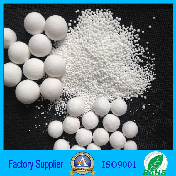 0.5-1mm 3-5mm 12-14mm Activated Alumina Ball Adsorbent