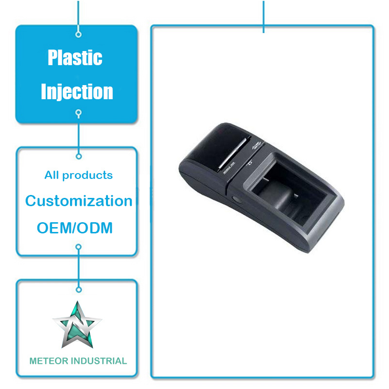 Customized Plastic Mould Business Electronic Equipment Shell/Cover Injection Tool