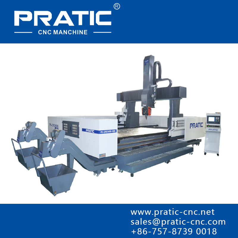 CNC Large Span Gantry Milling Machining Center (PHB)