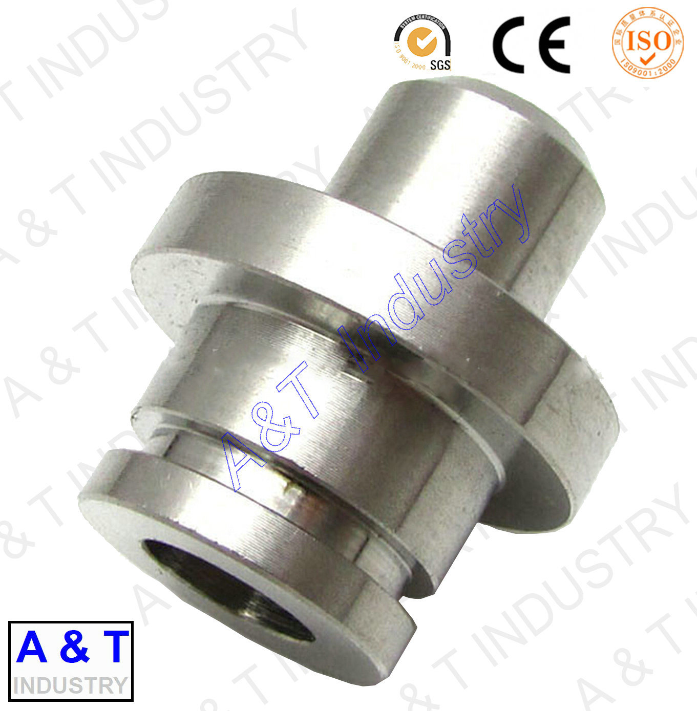 Custom-Made Stainless Steel CNC Lathed Parts for Washing Machine Parts