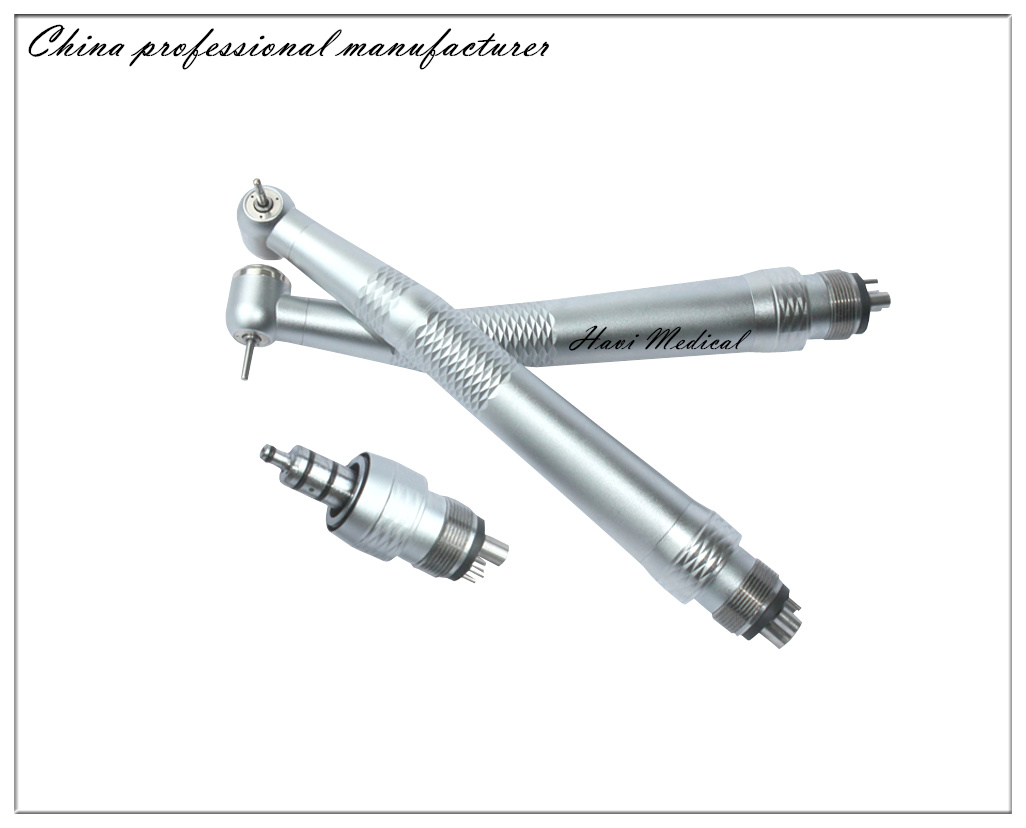 Standard Push Button High Speed Dental Handpiece with Quick Coupling