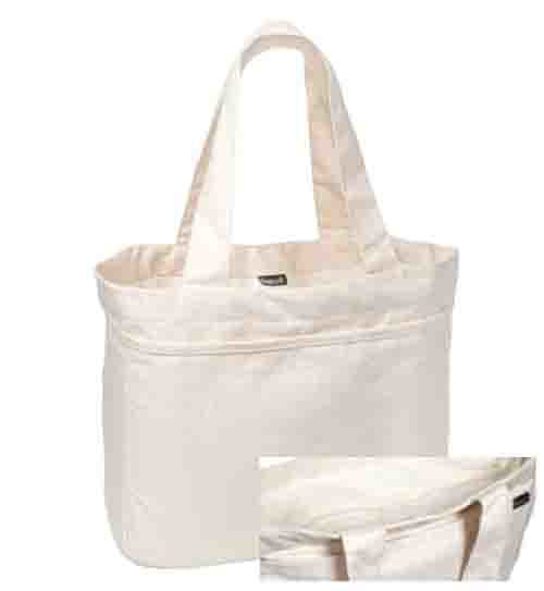 Custom Cotton Canvas Shopping Bag for Promotion