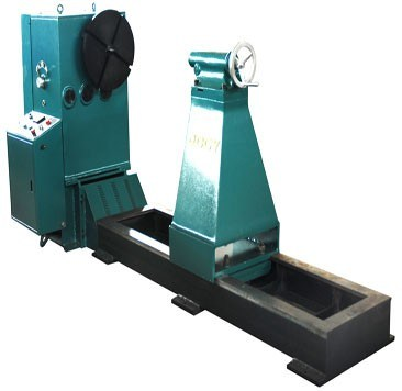 Horizontal Transformer Coil Winding Machine (ZHR)