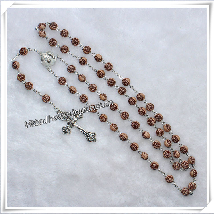 Religious Jewelry, Bracelet, Necklace, Wedding Rings, Earring, Rosary Necklace (IO-cr000)