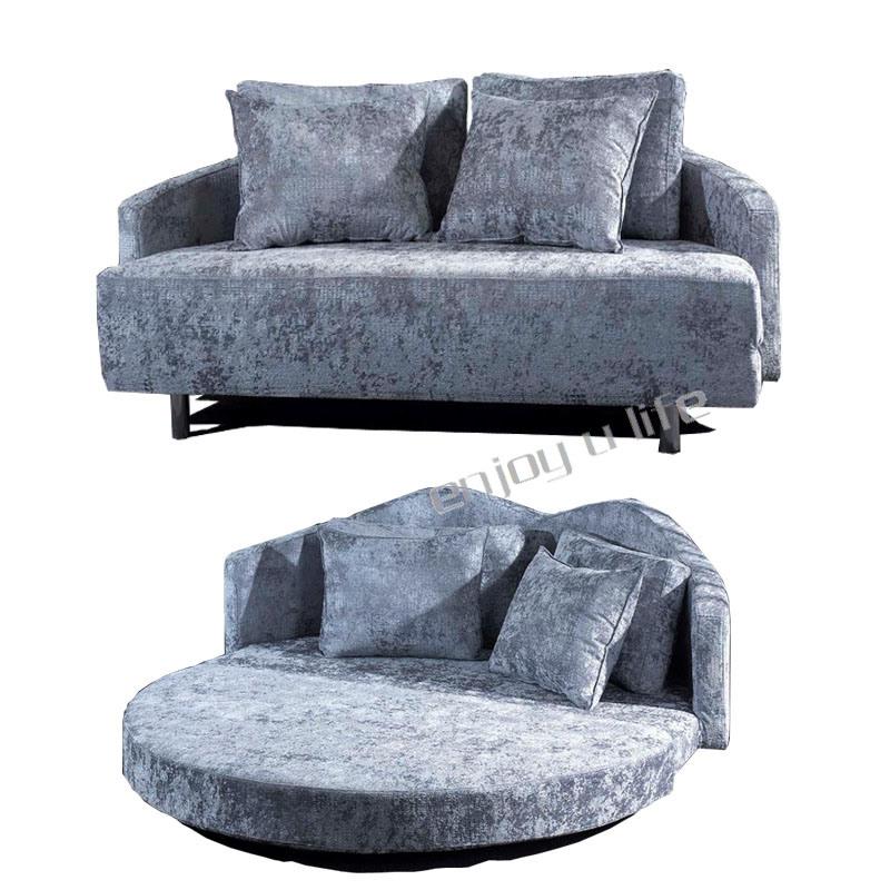 china grey velvet folding sofa bed fs118 china sofa bed
