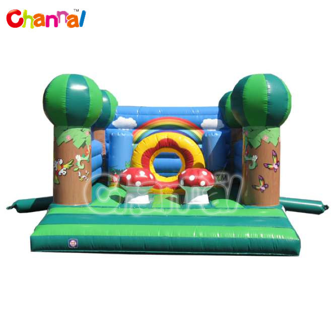 Magic Forest Inflatable Bouncer/Kids Air Jumpers for Sale Bb079