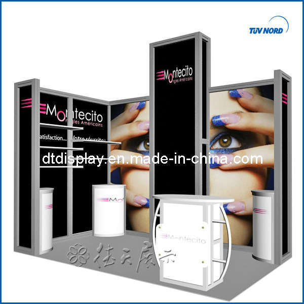 Exhibition Booth Hs Code : China cosmetic exhibit booth dt truss