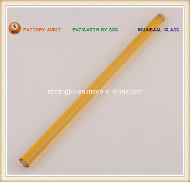 Glass Rod/Crystal Rod for Handrail and Decoration