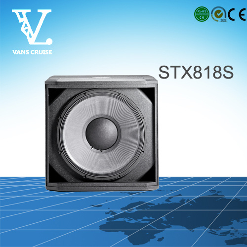 Stx818s Single 18inch Outdoor PA Speaker Subwoofer
