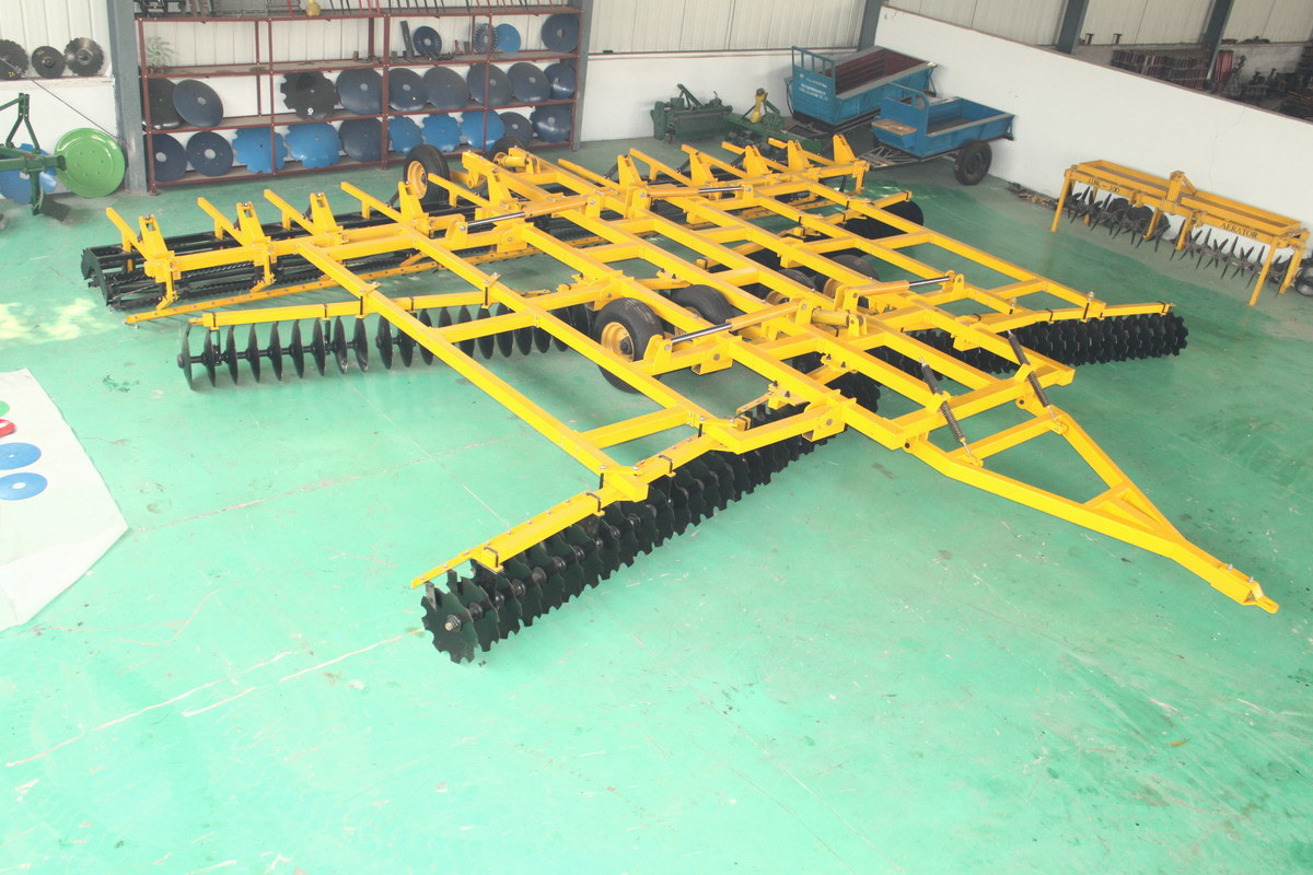 Joint Tillage Machine (1LZ-9.6)