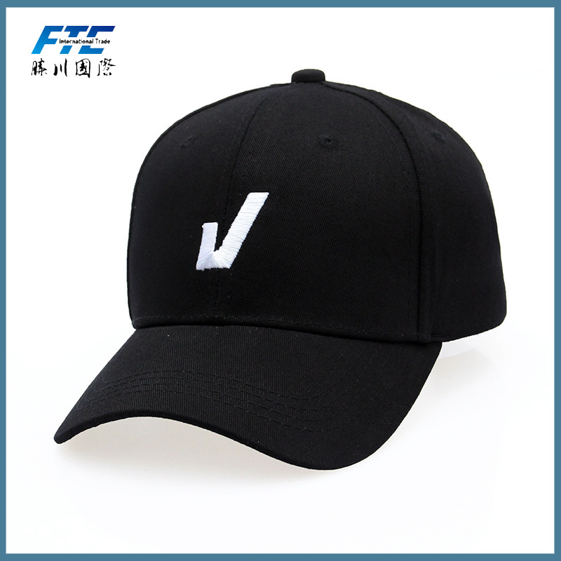 Promotional 6 Panel Baseball Cap Golf Cap