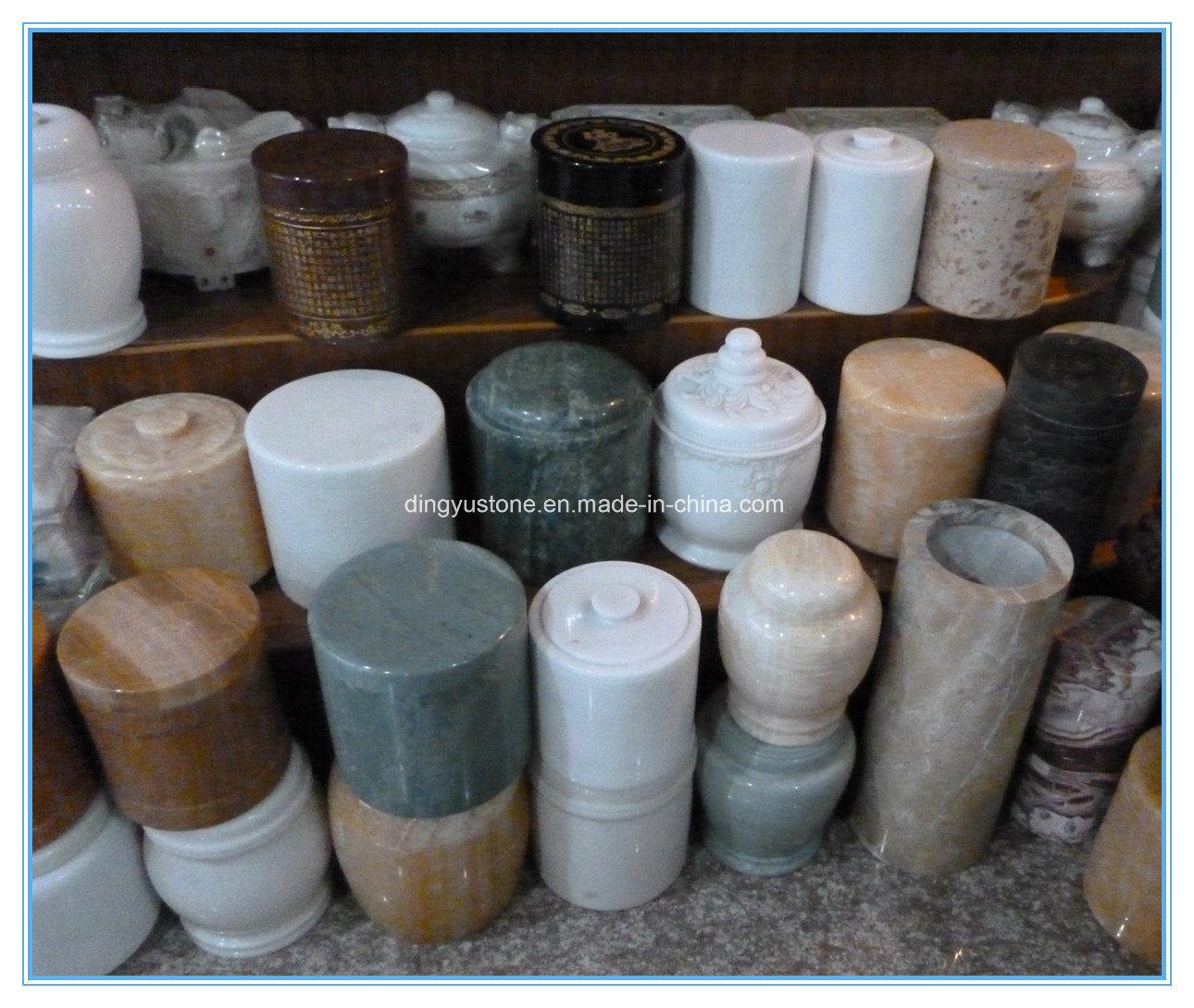 Granite Cremation Urns Burial Urns Memorial Urns Asher Urns Pet Urns for Graveyard