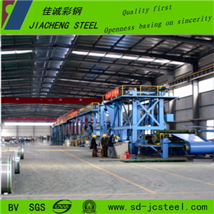 Jiacheng Best Price Color Steel Coil PPGI for Roofing Sheet